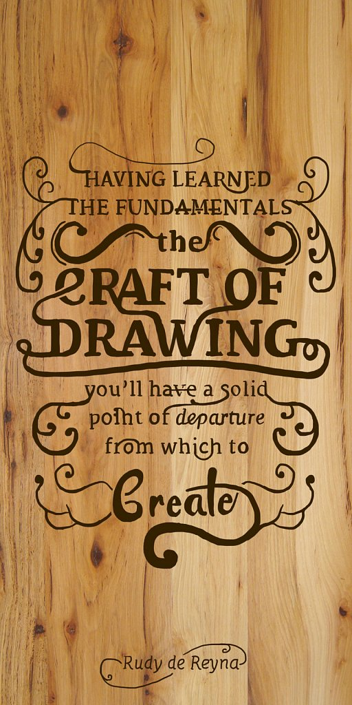 The Craft of Drawing