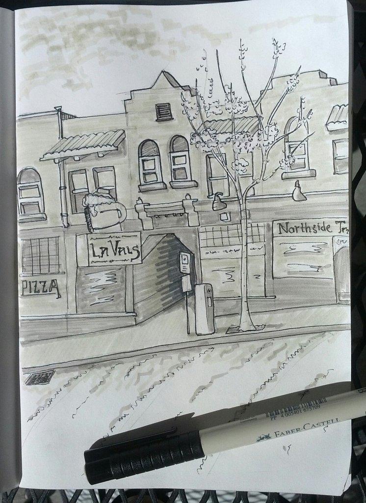 Berkeley on Euclid Street