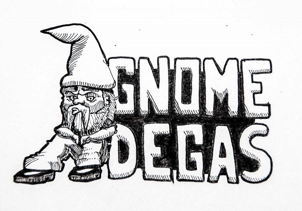 Gnome Degas