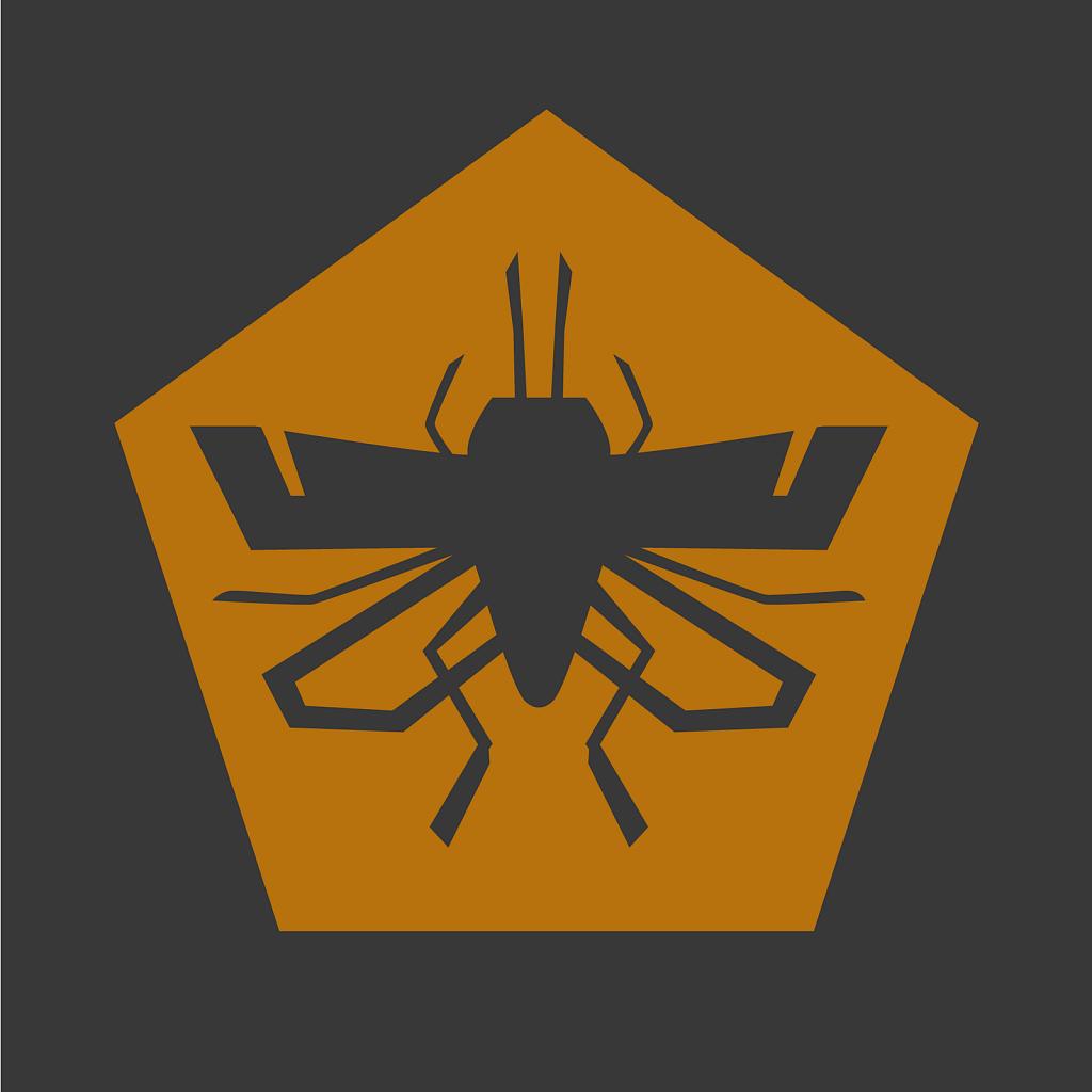 Locust Mech Logo
