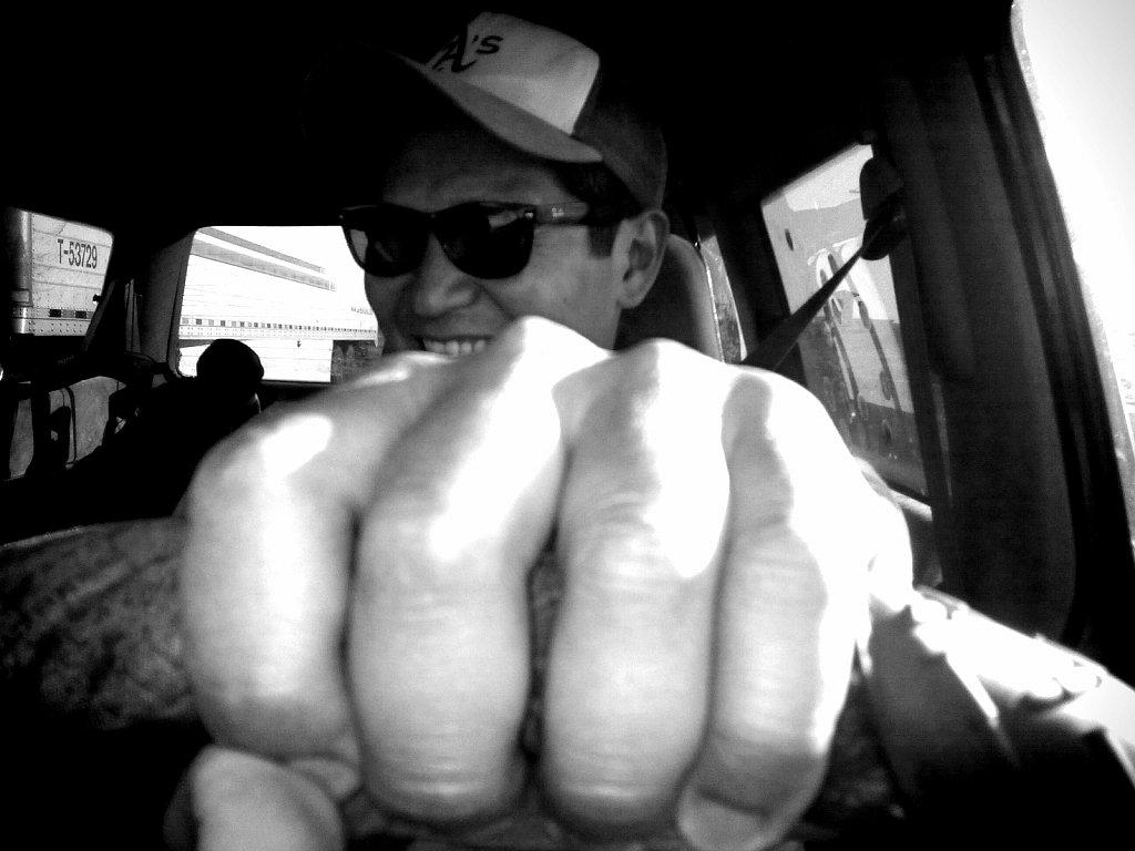 Jesse Driving