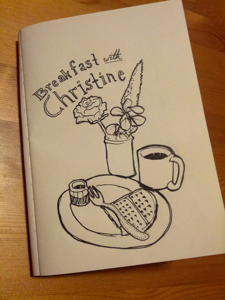 Breakfast with Christine