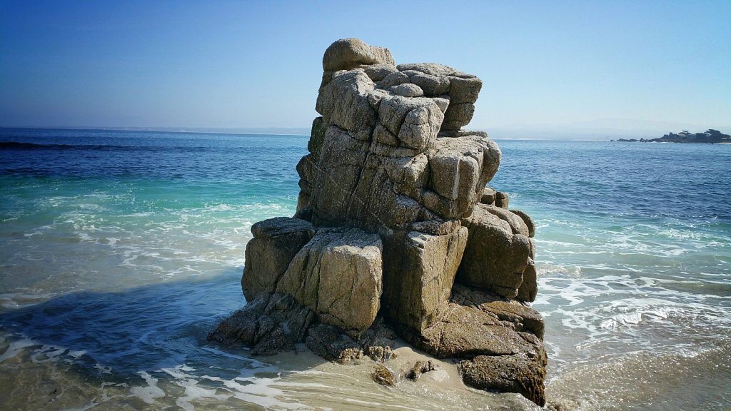 Monterey Bay Rocks