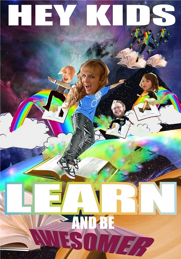 Hey Kids Learn!