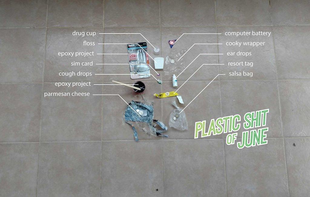 Plastic Shit of June